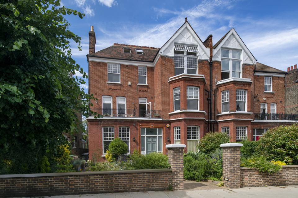 This Compayne Gardens home in South Hampstead was rented by Mark Carney while he was the Bank of England's governor