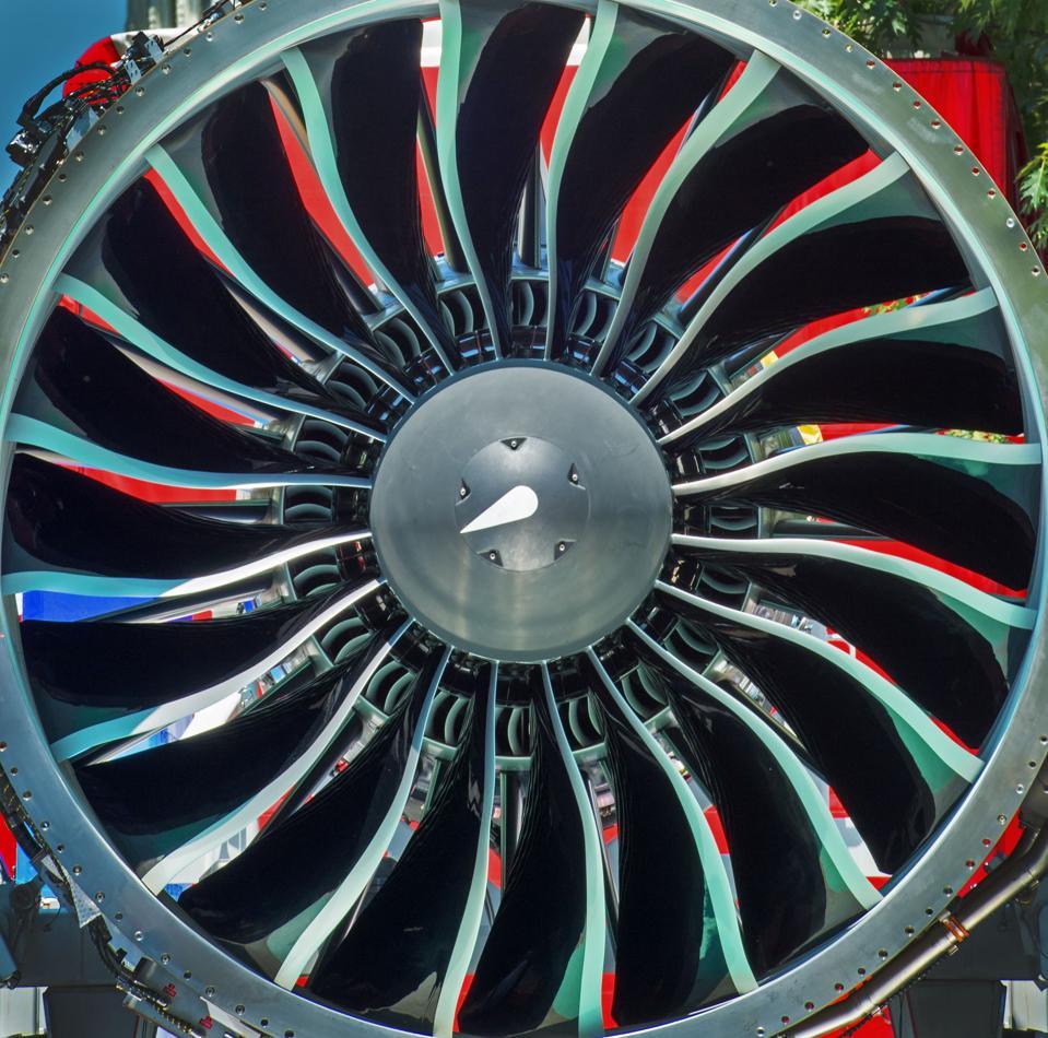 US-POLITICS-TECHNOLOGY-TURBOFAN ENGINE