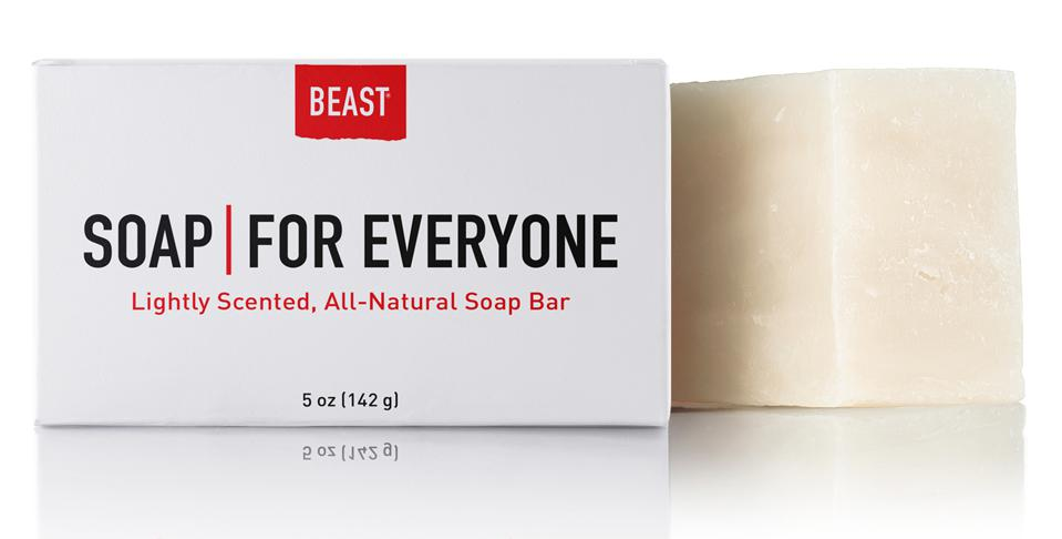 Beast Bar Soap for Everyone