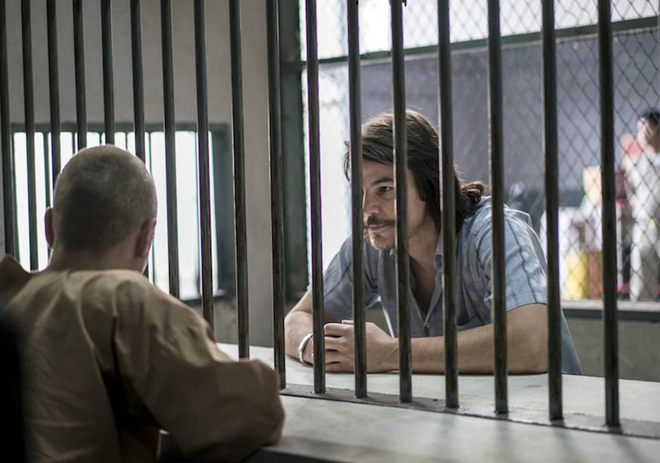 Antoine Olivier Pilon and Josh Hartnett in 'Most Wanted.'