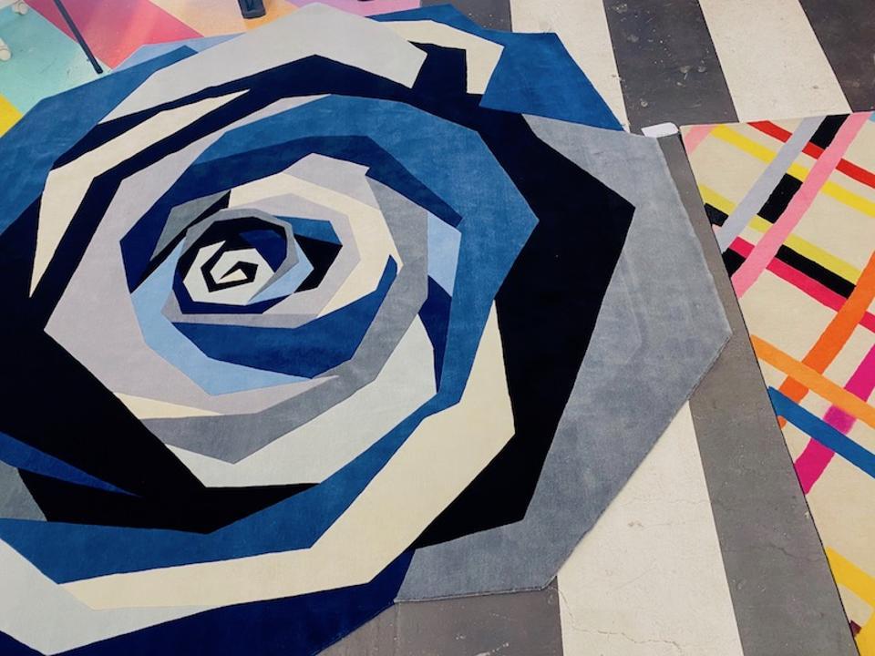 Elizabeth Sutton Collection rugs