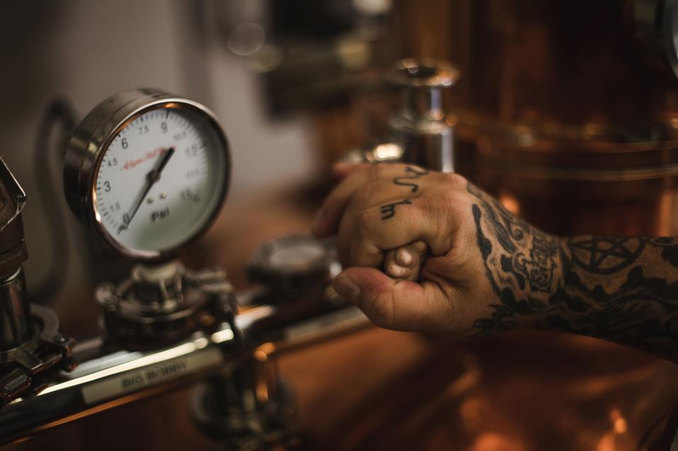 vodka distillation