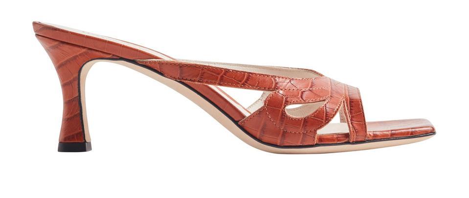 Bruno Magli Luce Open-Toe Mule Sandal