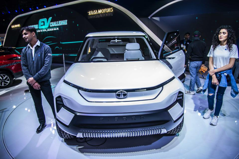 India Auto Expo 2020