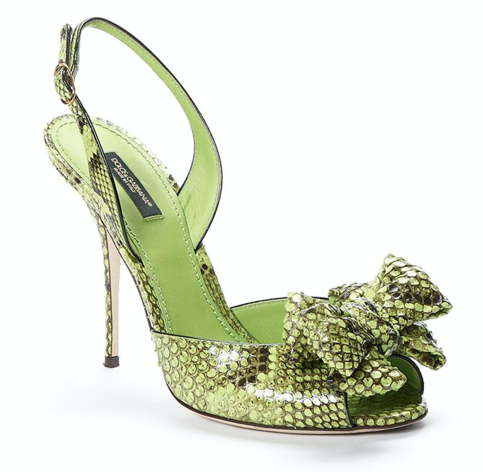 Python Heel