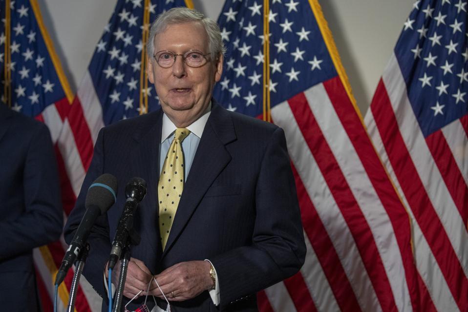 Stimulus checks, unemployment, Heroes Act, Senate, Mitch McConnell, stimulus package