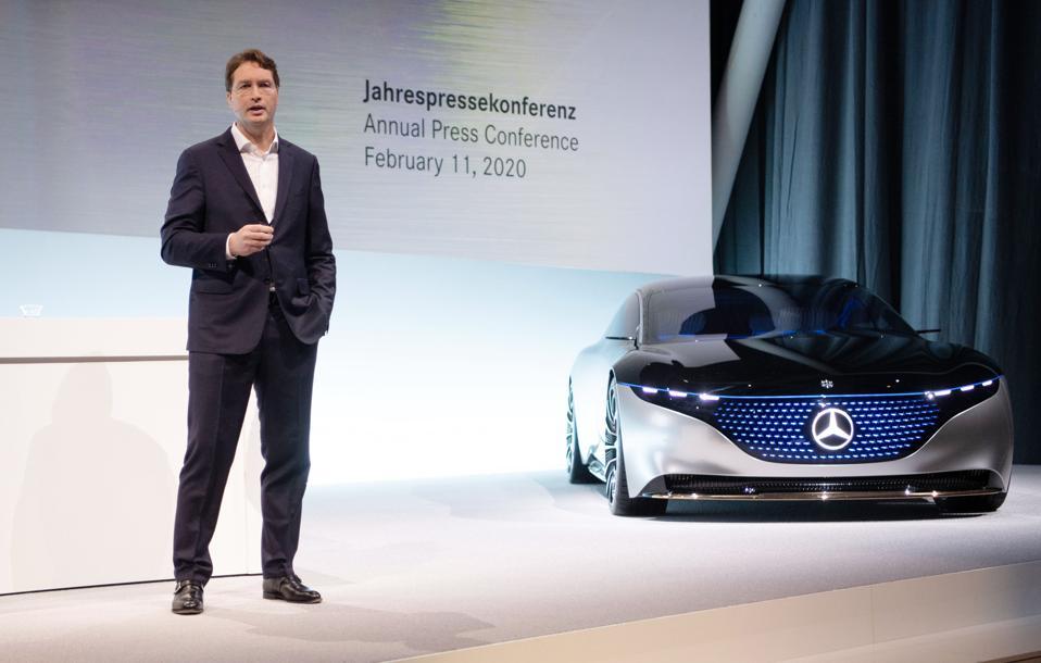 Daimler Annual Press Conference