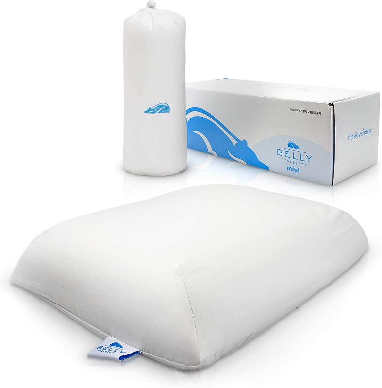 Belly Sleep Memory Foam Pillow