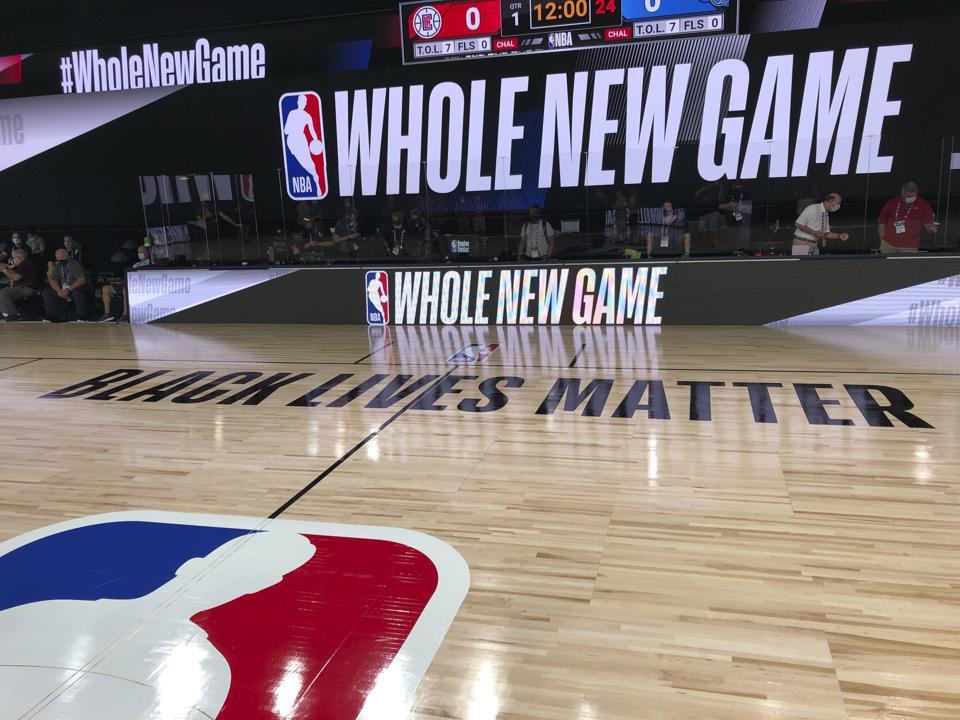 NBA Restart Arenas Basketball