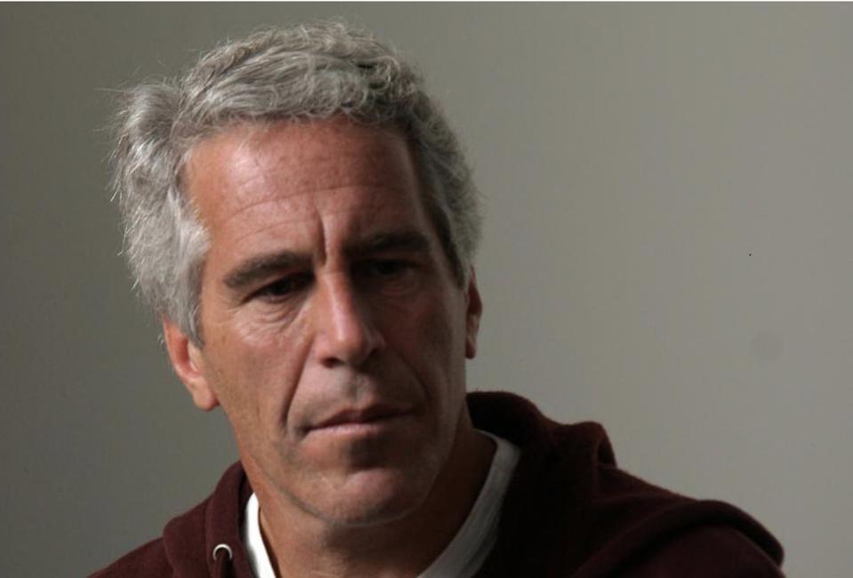Jeffrey Epstein pictured in 2004.