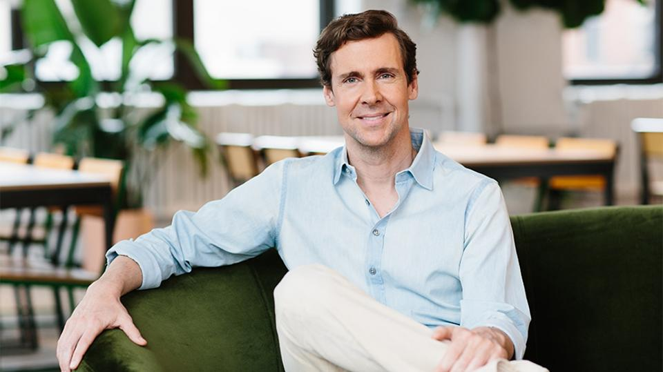 Shake Shack CMO Jay Livingston