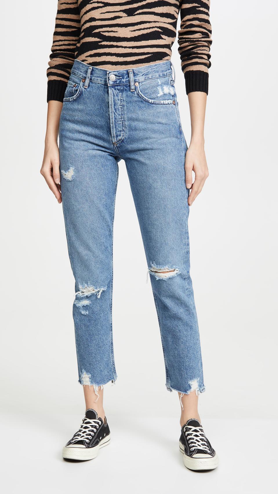 AGOLDE Jamie Hi-Rise Classic Jeans