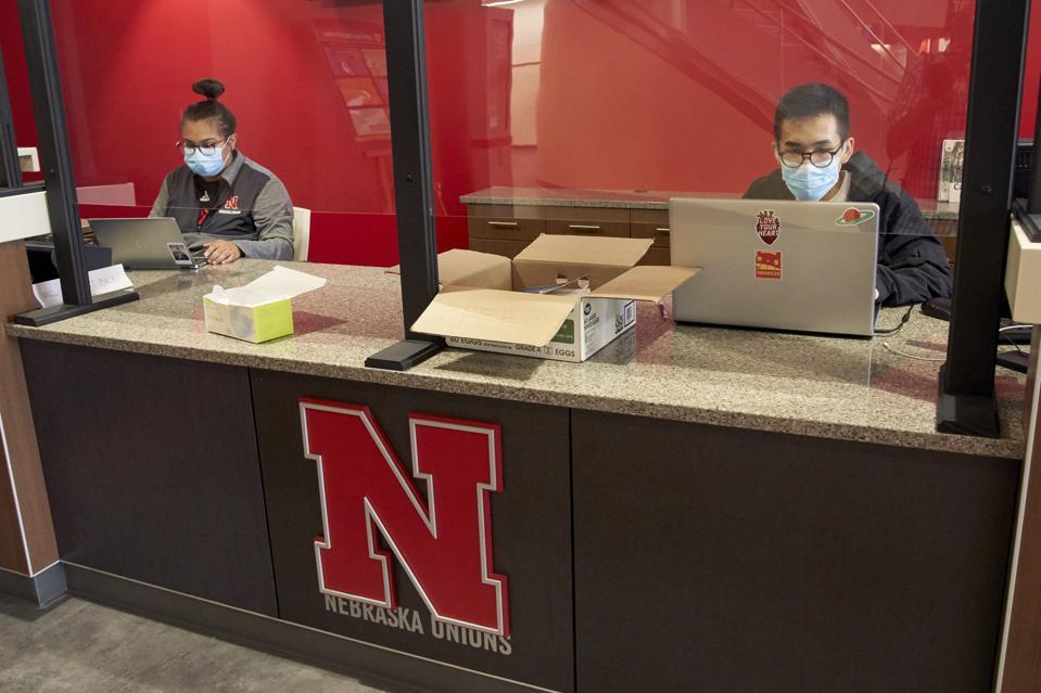 Virus Outbreak University of Nebraska
