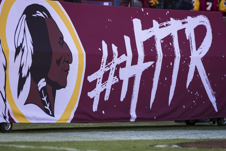 Franchise Formerly Known As Redskins Announces New Name In Time For 2020 Season Washington Football Team