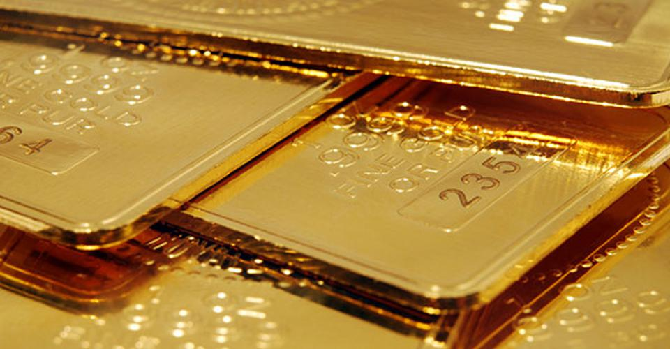 gold bars all-time high price