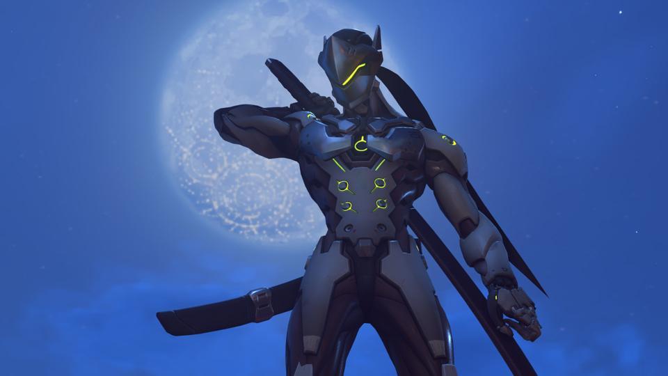 Overwatch Hero Genji