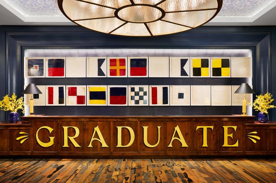 Graduate Hotel college university