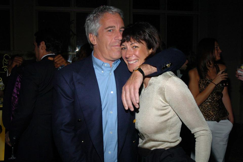 Patrick McMullan Archives, Jeffrey Epstein, townhouse, real estate, Ghislaine Maxwell