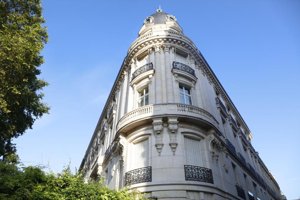 Jeffrey Epstein's Apartment In Paris, France, luxury real estate