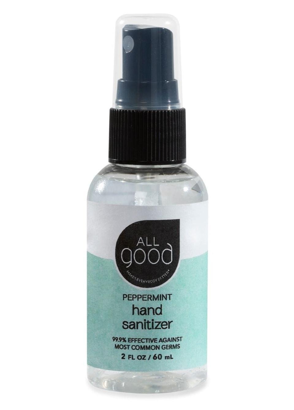 All Good Peppermint Hand Spray