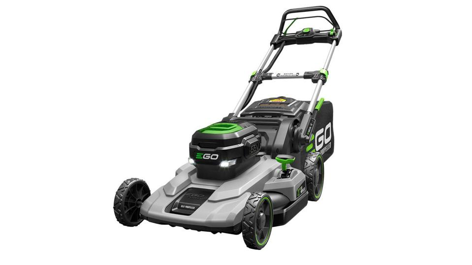 Ego 21-inch 56V Lithium-Ion Cordless Electric Self Propelled Mower