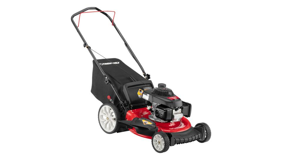 Troy-Bilt 21-inch 160 cc Honda Gas Push Mower