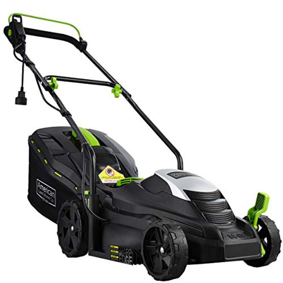 American Lawn Mower Company 50514 14-Inch Corded Electric Lawn Mower