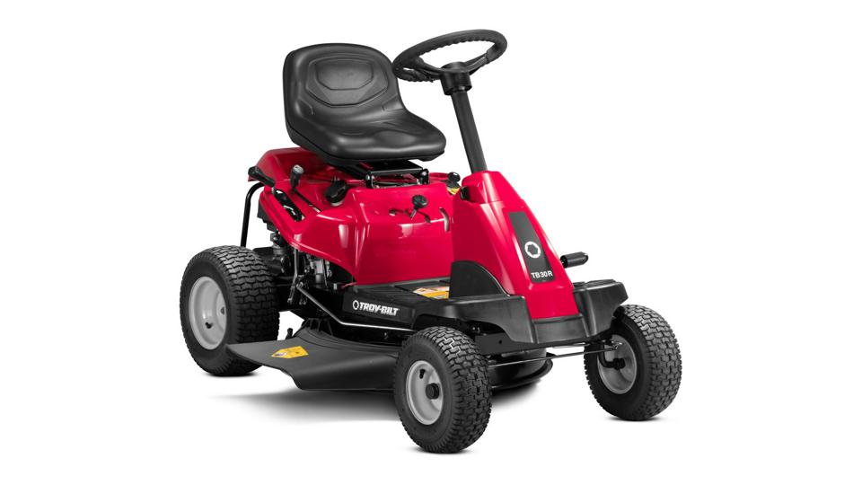 Troy-Bilt 30 inch Gas Riding Lawn Mower