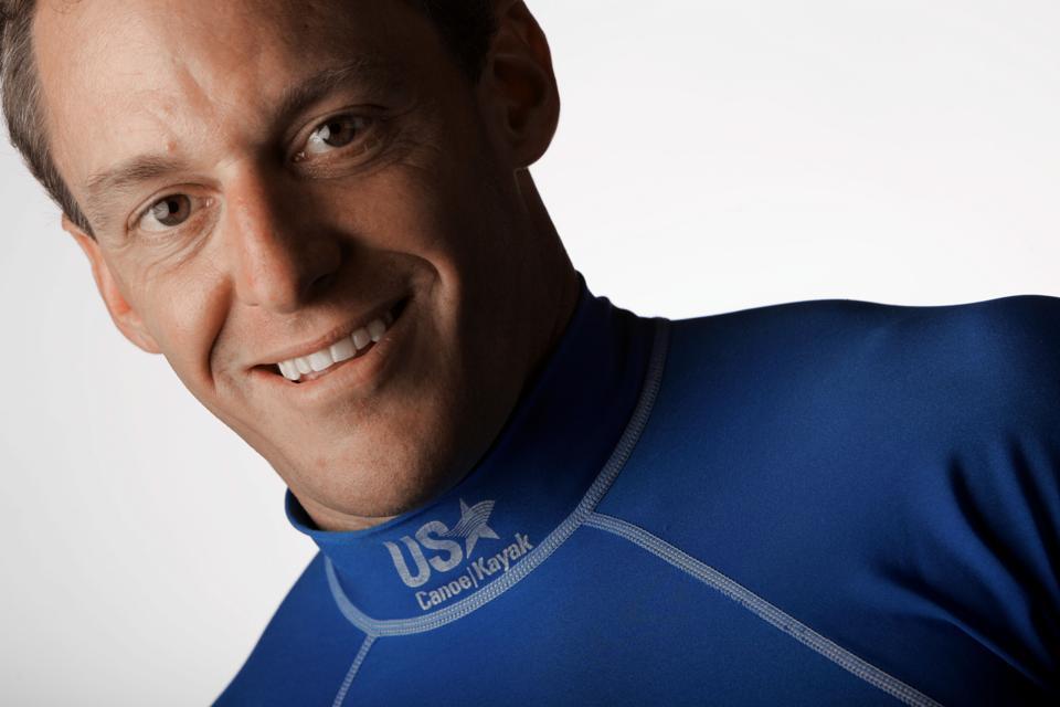 Olympic gold medalist, Canoe/Kayak, Joe Jacobi