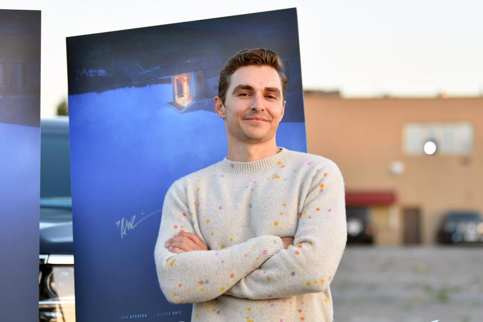 Dave Franco, interview, director, The Rental, horror, drive-in, actor, sequel, vanilla ice