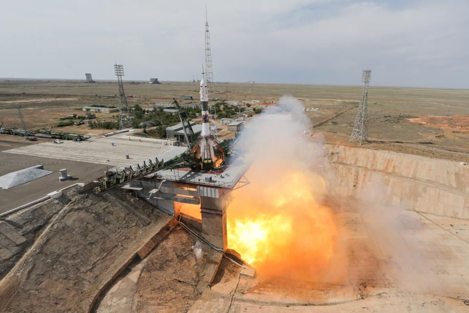 Russia's Soyuz rocket has been faithfully ferrying crews to space for decades.