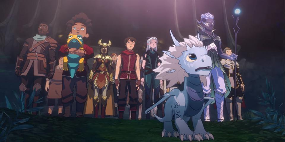 Dragon Prince Tales Of Xadia