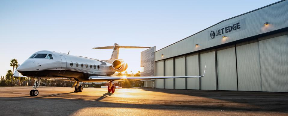 Private jet travel is a growing trend, such as for Jet Edge