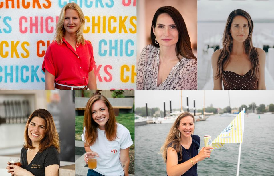Six women who launched and lead emerging alcohol brands in the U.S.