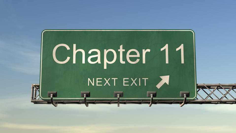 The road to Chapter 11