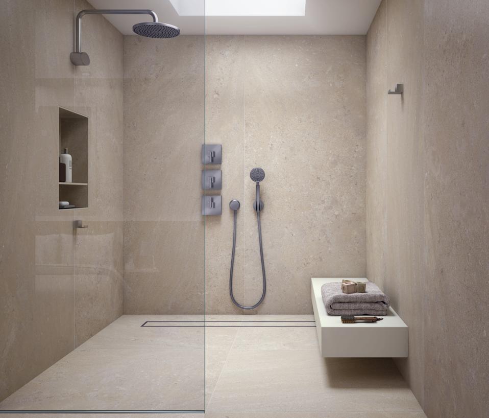 Stylish, accessible design.