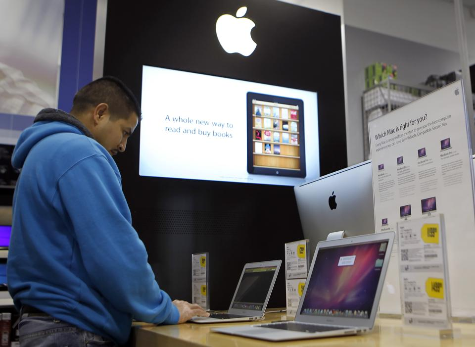 Apple Reports Results As Steve Jobs Takes Leave Of Absence