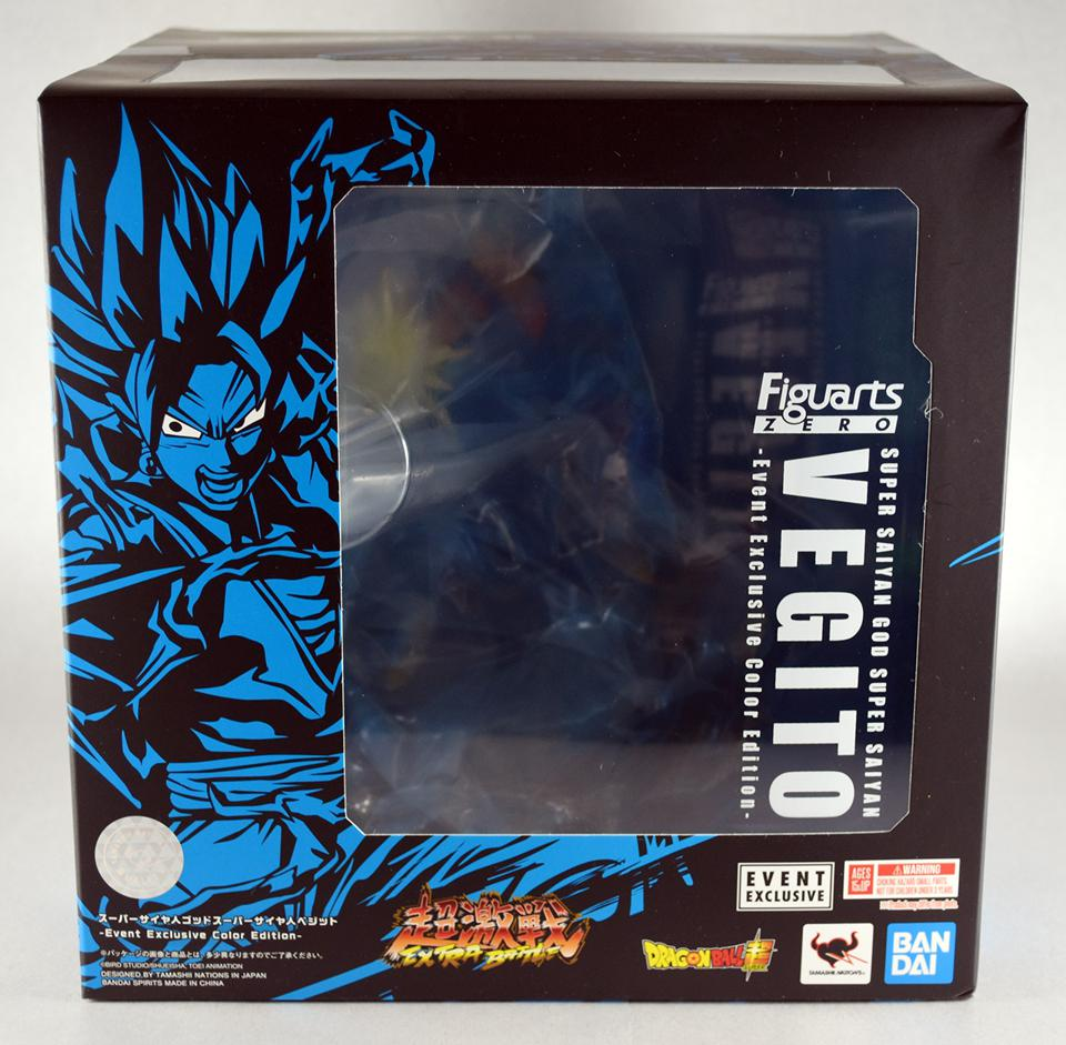 Figuarts ZERO SUPER SAIYAN DIO SUPER SAIYAN VEGITO-Event Exclusive Color Edition-