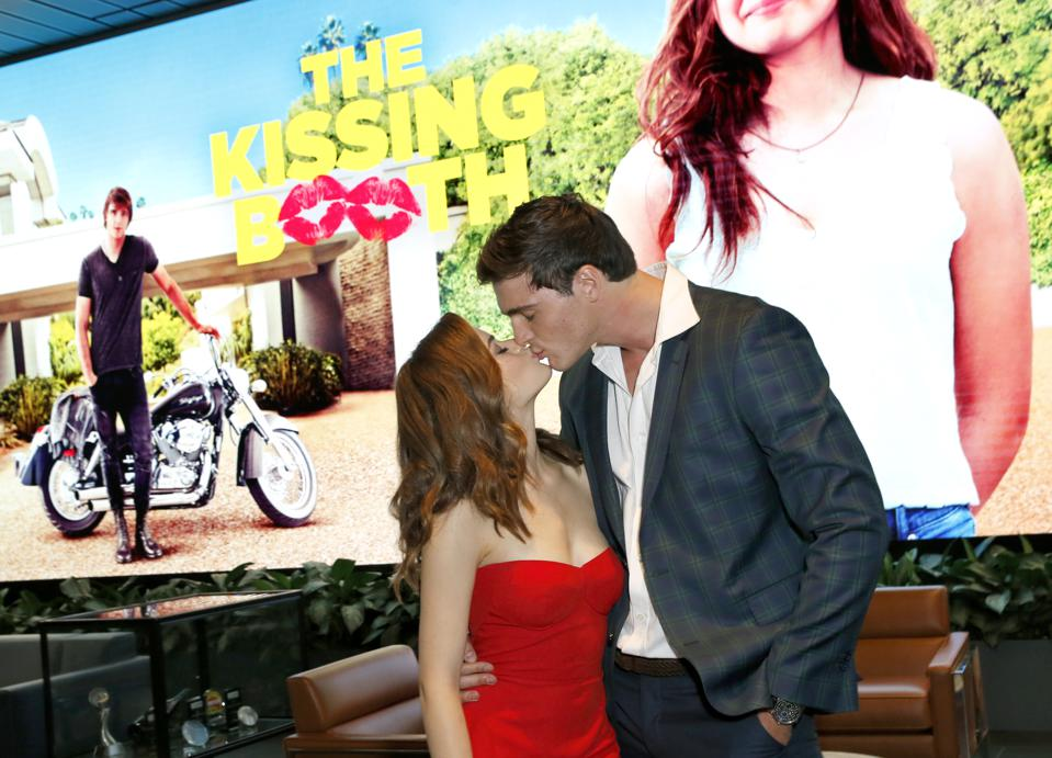 ″The Kissing Booth″ Special Screening