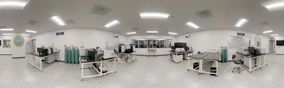 VR of the lab