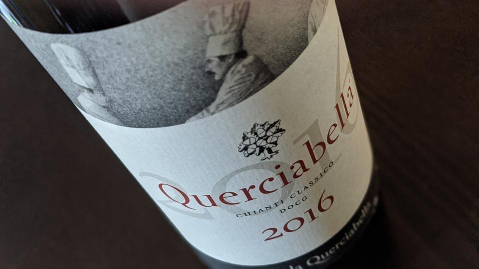 2016 Querciabella 'Querciabella', Chianti Classico DOCG from Tuscany