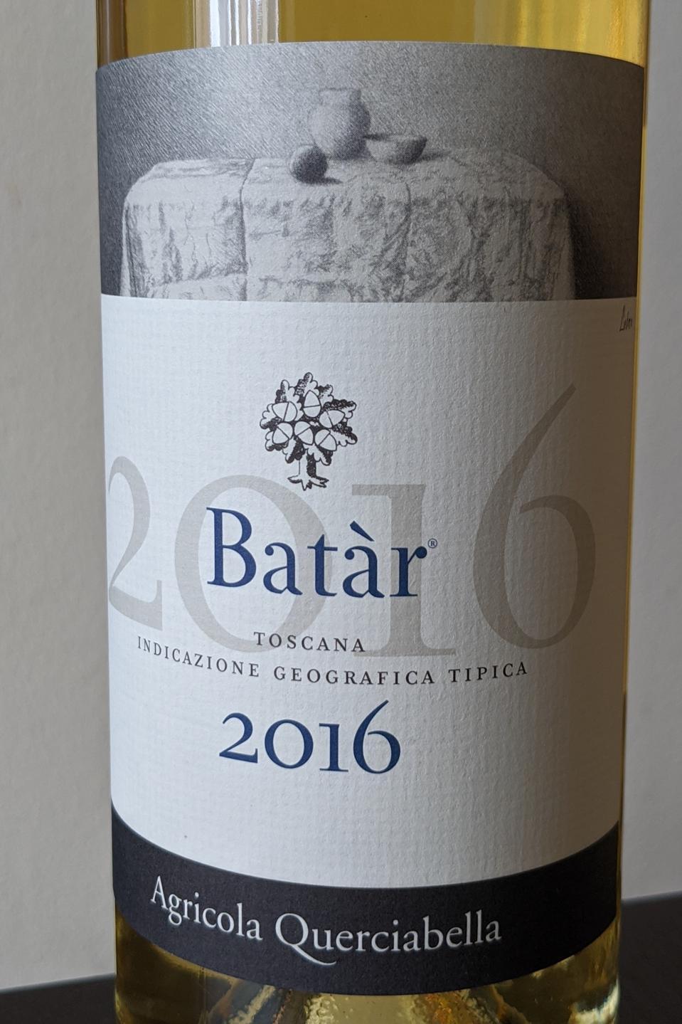 2016 Querciabella 'Batàr'