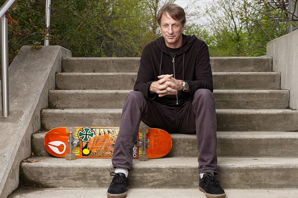 Tony Hawk will virtually demo skateboarding tricks for Airbnb festival