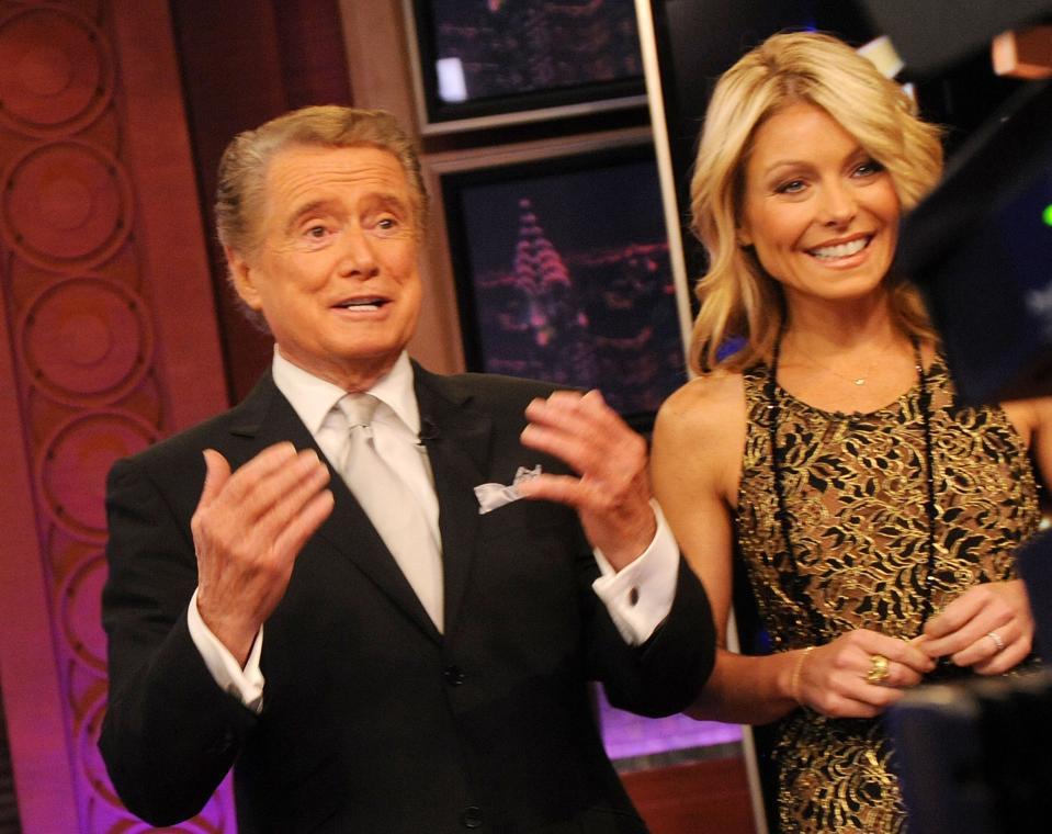 Regis Philbin's Final Show Of ″Live! With Regis & Kelly″