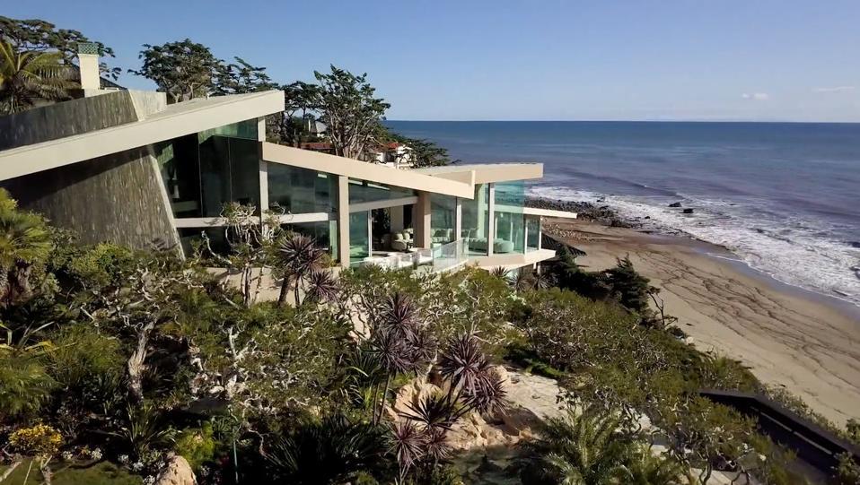 Publisher Michael Flannery offers up his $65 million Guy Dreier designed estate