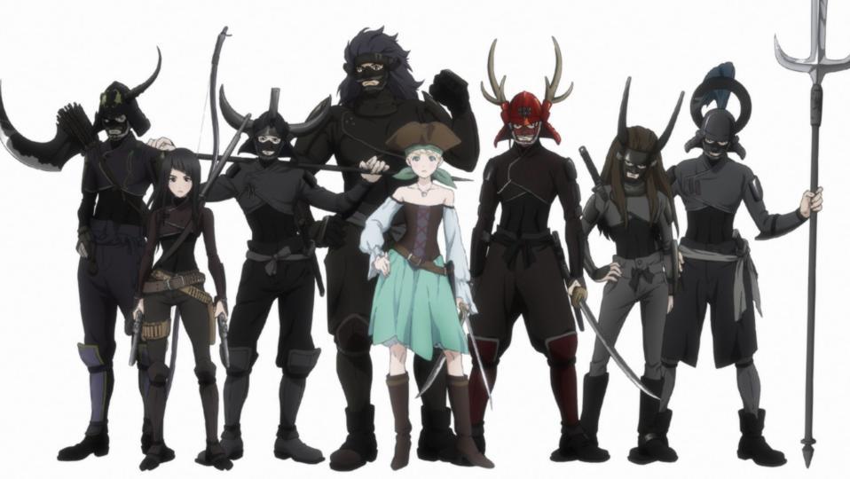 Meet 'Fena: Pirate Princess,' Crunchyroll's Newest Original Anime