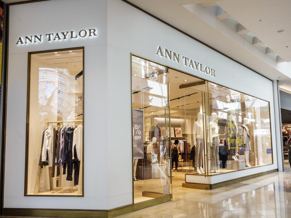Orlando, The Mall at Millennia, Ann Taylor, womens clothing store