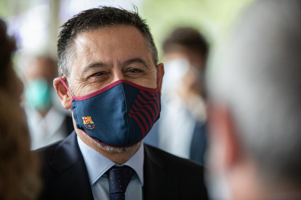 Barcelona's Bartomeu has spoken on a wide range of topics in an exclusive interview.