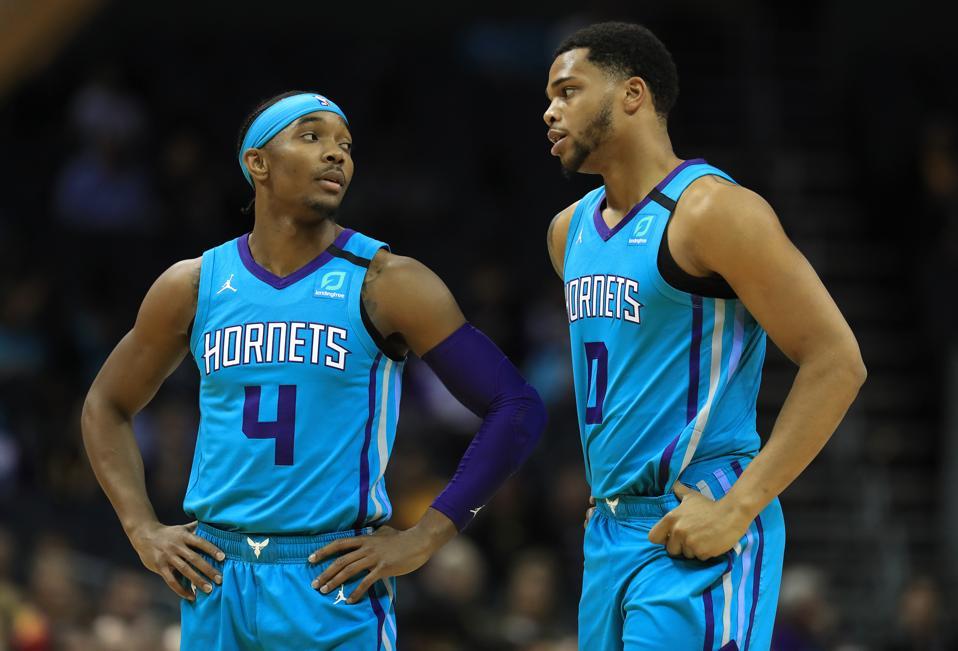 Indiana Pacers v Charlotte Hornets