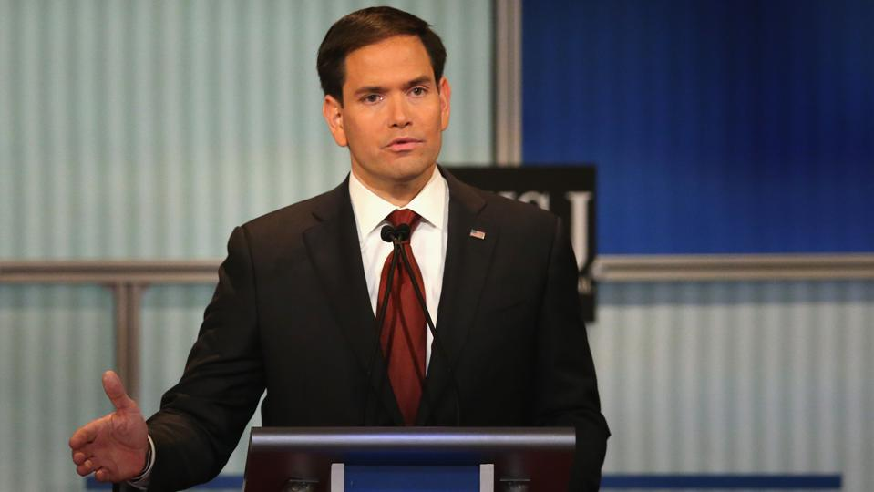 Rubio is pushing to include 1.7 million American citizens in the next stimulus package.